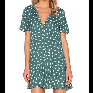 1 State Polka Dot Dress from #Nordstrom